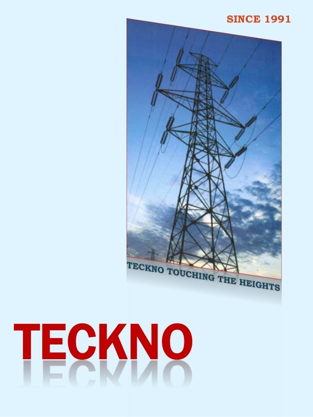 Final power point teckno profile