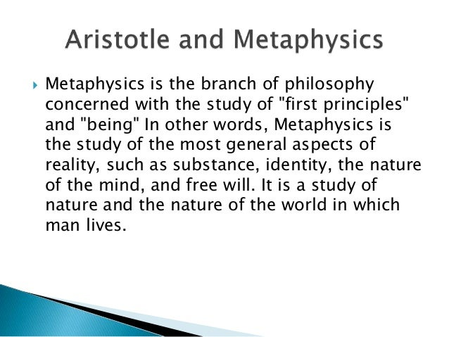 Aristotle'S Theory Of Human Nature