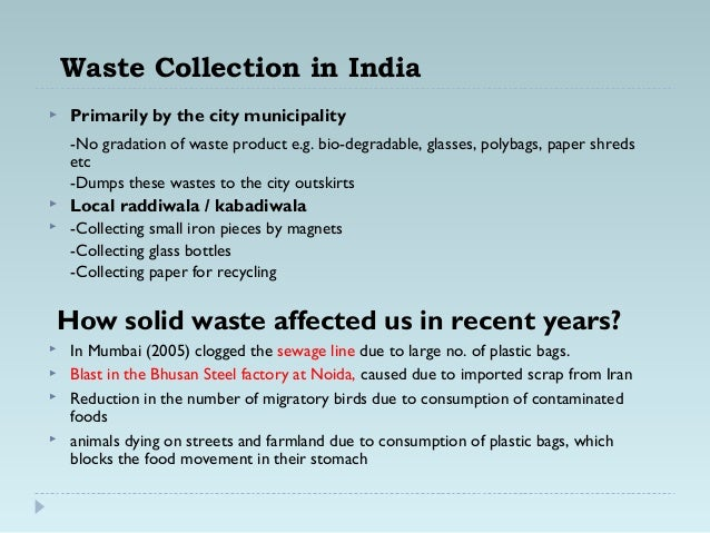 ritik mathurs paper on non biodegradable waste essay We will write a custom essay sample on ritik mathur's paper on non biodegradable waste specifically for you for only $1638 $139/page.