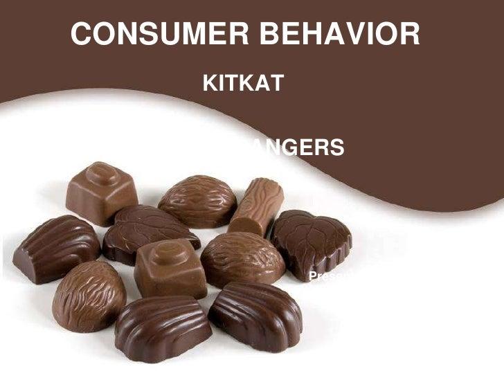 KitKat - Consumer Behavior (Summary)