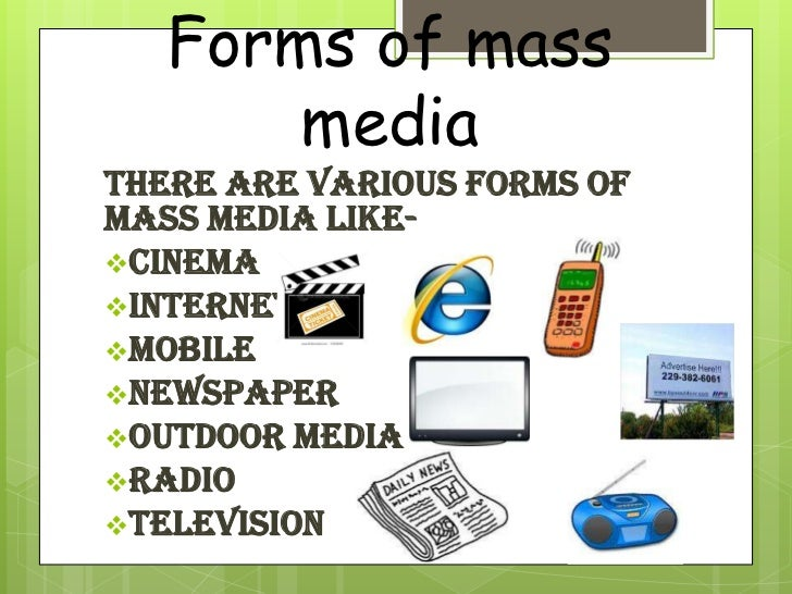 impact of modern mass media on The impact of mass media influence on politics what impact do the mass media have on modern government and politics the mass media is now a global phenomenon and has revolutionized the way individuals communicate with each other and receive information.