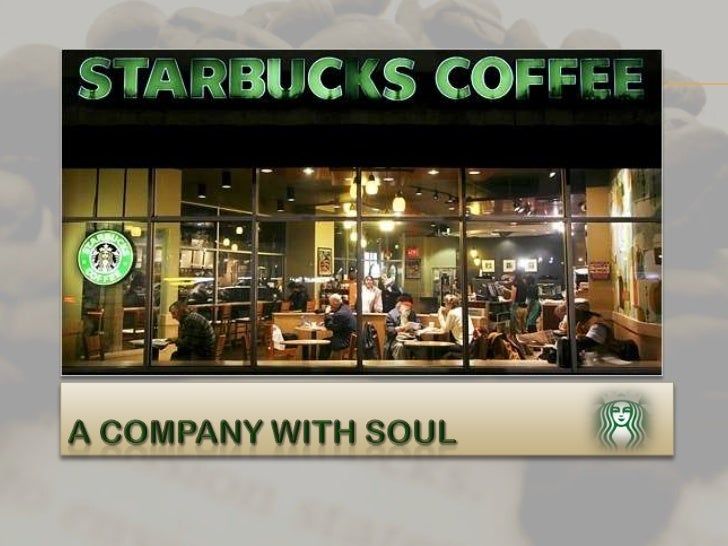 a comparison of the organizational structure of balconi coffee company and starbucks coffee