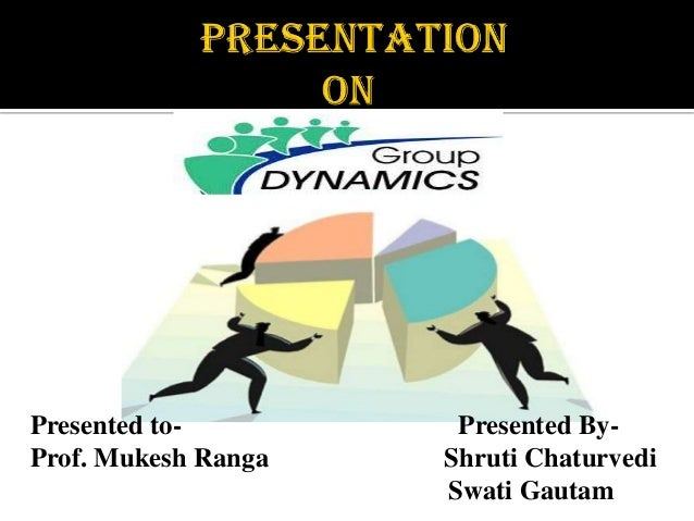 ppt of group dynamics