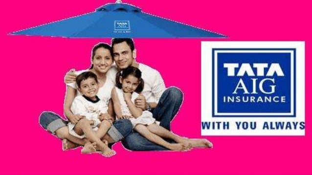 THE TATA GROUP American International Group TATA AIG