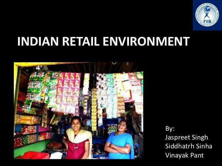 Indian Retail Environment