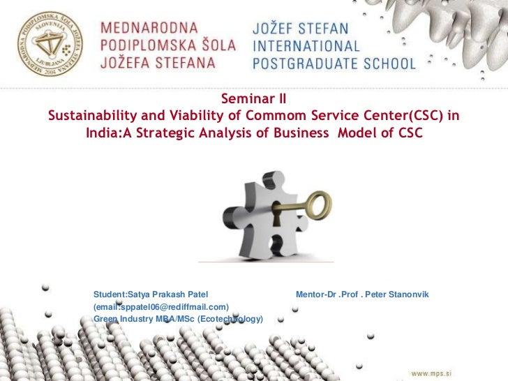 Final ppt seminar ii