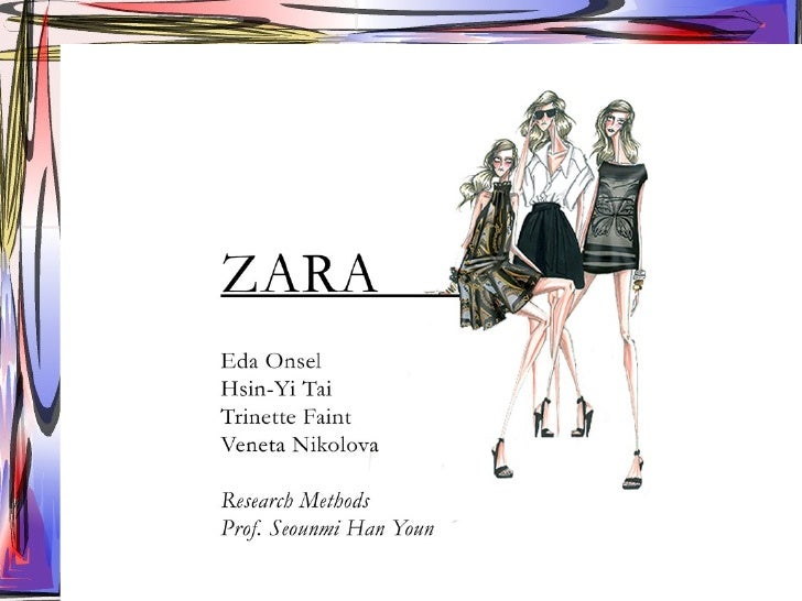 zara fast fashion case study answers