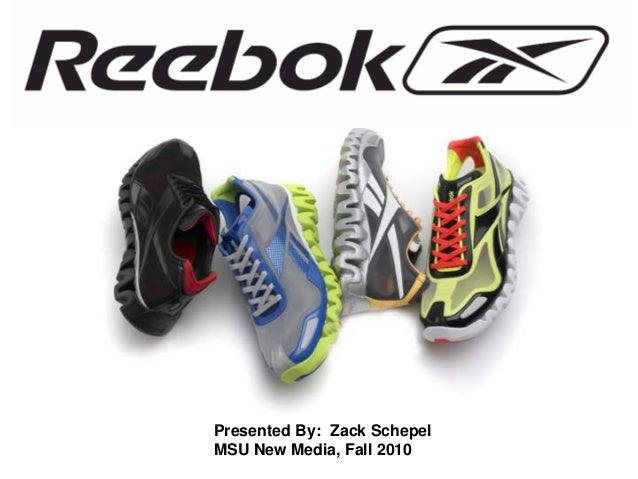 Reebok ZigTech Campaign ADV 492