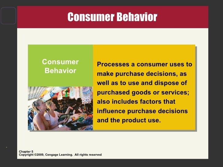 final consumer behaviour What is a final consumer a final consumer is differentiated from other types of intermediaries between the producer of the goods and that consumer by the fact the consumer is purchasing the good for his or her own what are the different types of consumer behavior models.