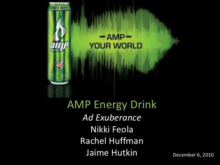 Green Amp Energy Drink Amp Energy Drink ad Exuberance
