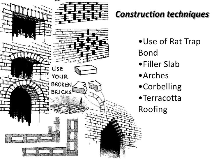 Laurie baker for Low cost housing construction techniques