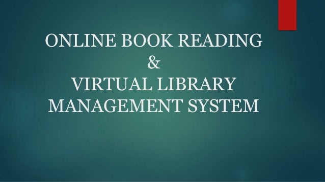 online book reading