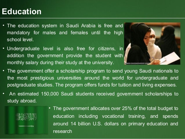 the development of education and economy in saudi arabia Industrialization in saudi arabia has witnessed a steady development, during which distinguished accomplishments were achieved these are attributed to the importance of the industrial sector and the support it receives from the government owing to its role in achieving strategic and economic goals of the country.