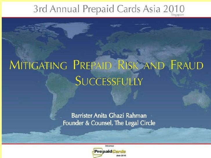 Final presentation   prepaid cards asia 2010