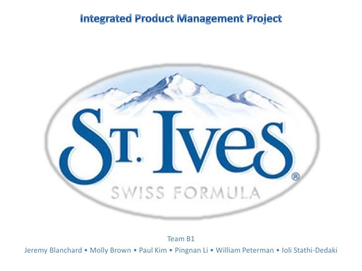 St Ive\'s Body Wash