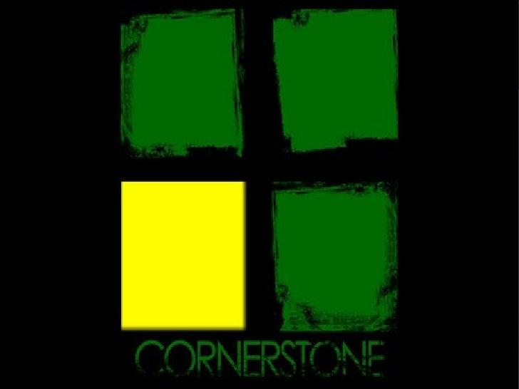 Lessons for CornerstoneChandler McCallMiss. Tillery6th PeriodApril 19, 2012