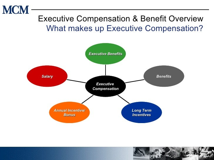 sample executive compensation package