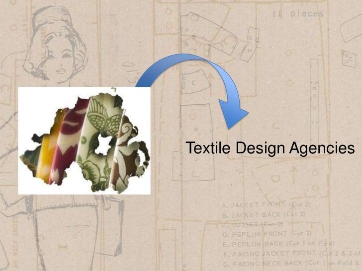 Textile Design Agencies