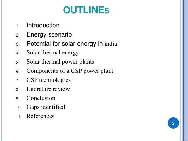 Map of Solar Power Plants in India Solar Thermal Power Plants 6