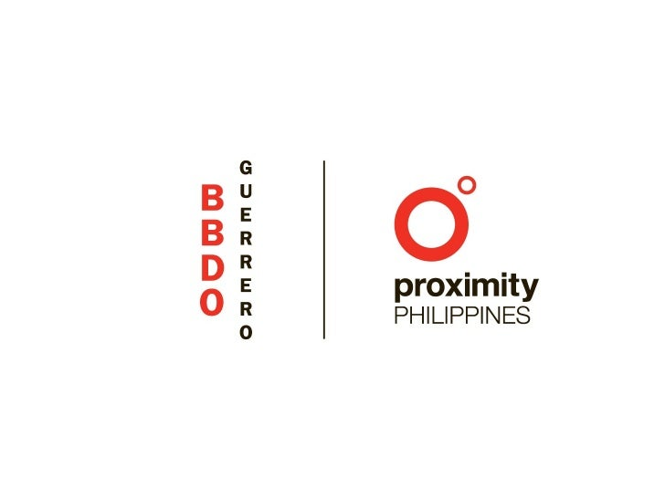 Trading Up / Trading Down Philippines - BBDO Guerrero / Proximity Philippines