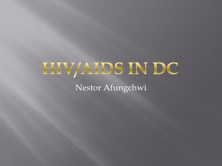 Nestor Afungchwi