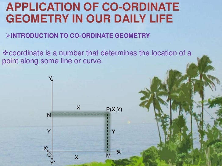 application of geometry in daily life Ppt on geometry in our daily life 1 the earliest recorded beginnings of geometry can be traced to ancient mesopotamia and egypt in the 2nd.