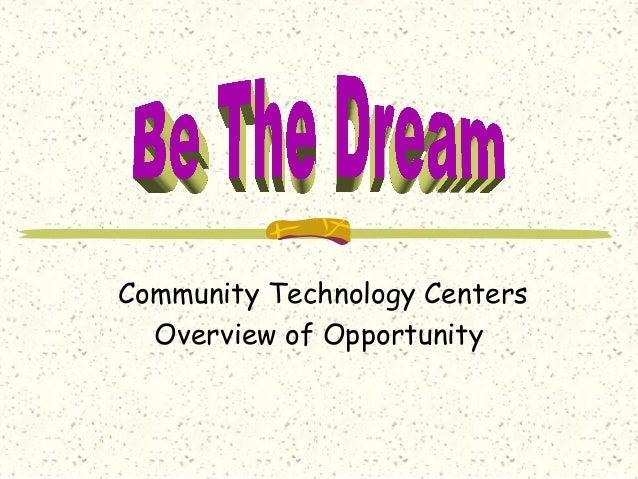 Community Technology Center