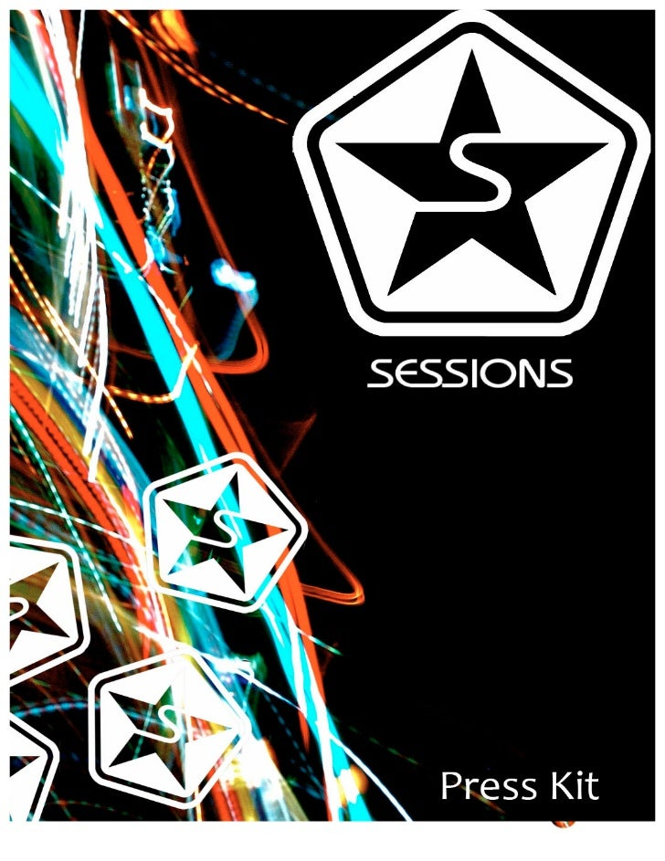 Sessions Final Press Kit