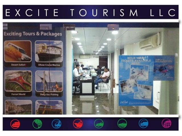 Excite Tourism LLC