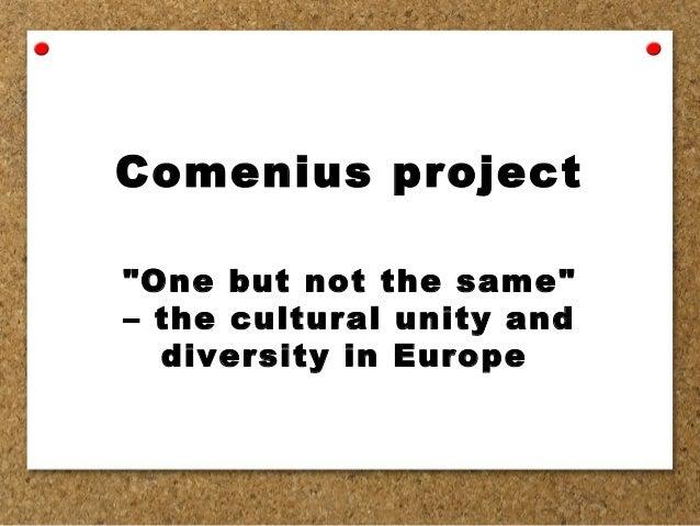 Comenius project 2013-2015 Presentation