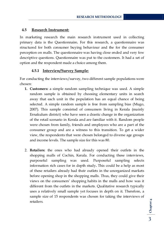 Buying a research paper what is methodology