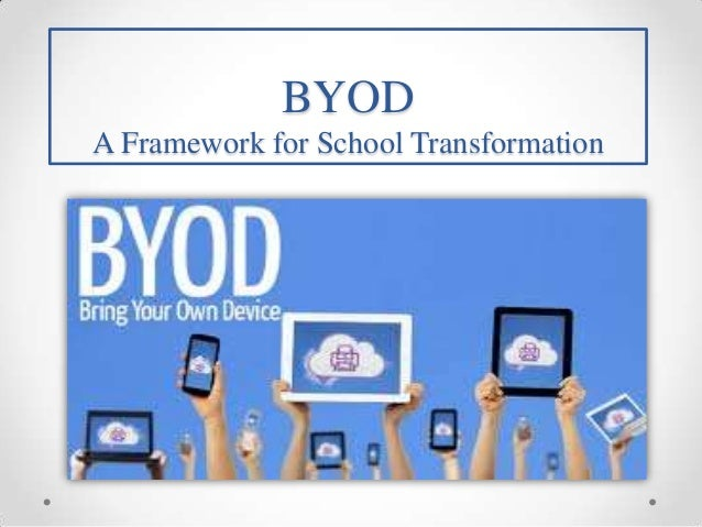 BYODA Framework for School Transformation