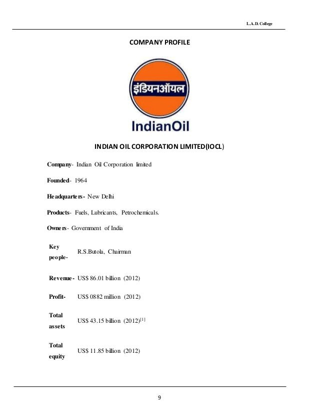 "iocl project report A project report on ""marketing and promotion of xtra power fleet card loyalty program"" submitted to indian oil corporation limited durgapur divisional office."