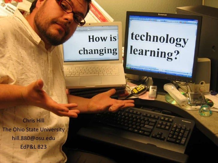 How Is Technology Changing Learning?