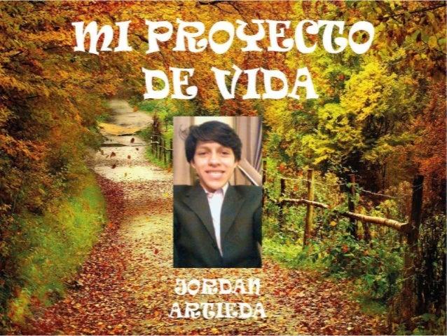 MI PROYECTO DE VIDA!!!