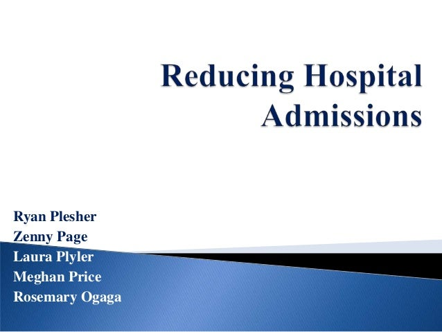 Final reducing hospital admissions (1)