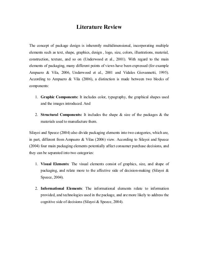 Dissertation proposal branding