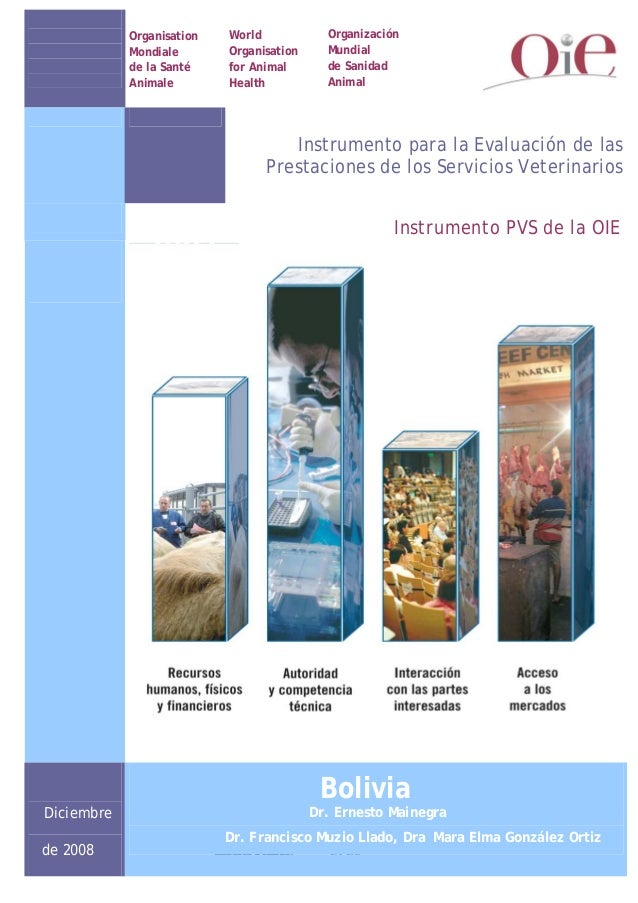Organisation Mondiale de la Santé Animale  World Organisation for Animal Health  Organización Mundial de Sanidad Animal  I...