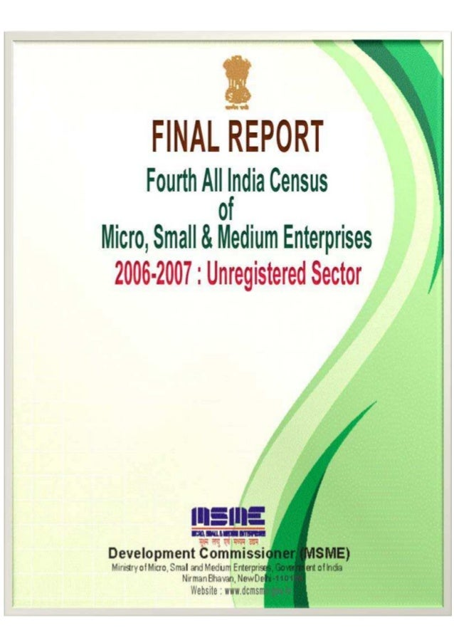 CONTENTS Team of Officers i PART I Summary Results & Comparison v Highlights of Sample Survey: Fourth All India Census vii...