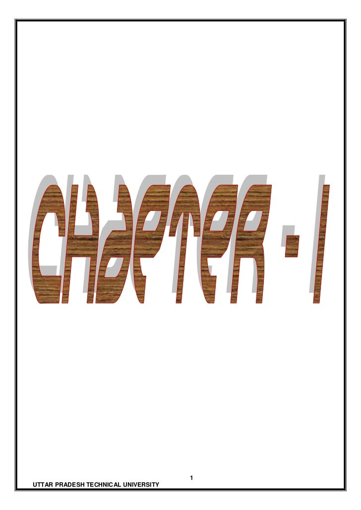 Final report on chaco