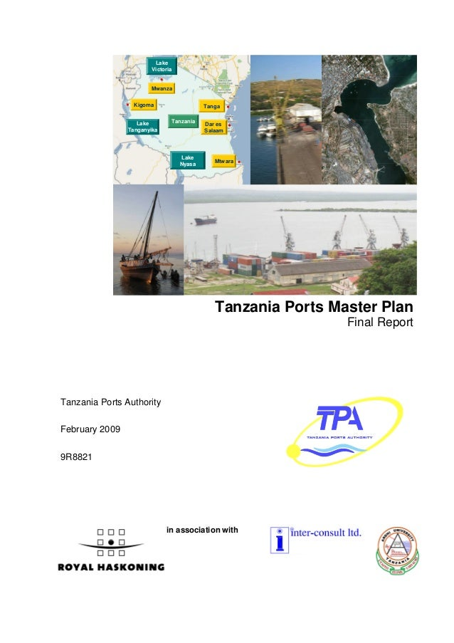 Final report tanzania ports master plan 1 to 100
