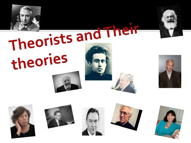 Revision of classic media theorists