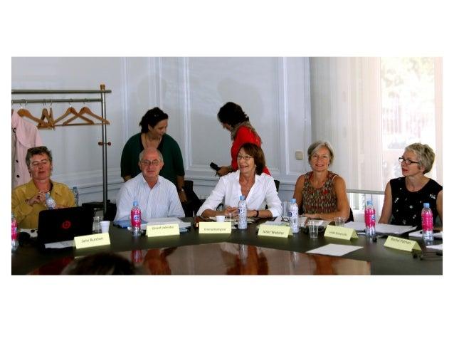 Final roundtable Gender & ICT at UOC University