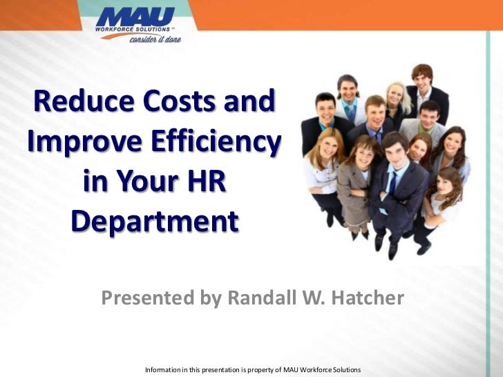 RPO: Reduce Hiring Costs and Improve Efficiency in Your HR Department