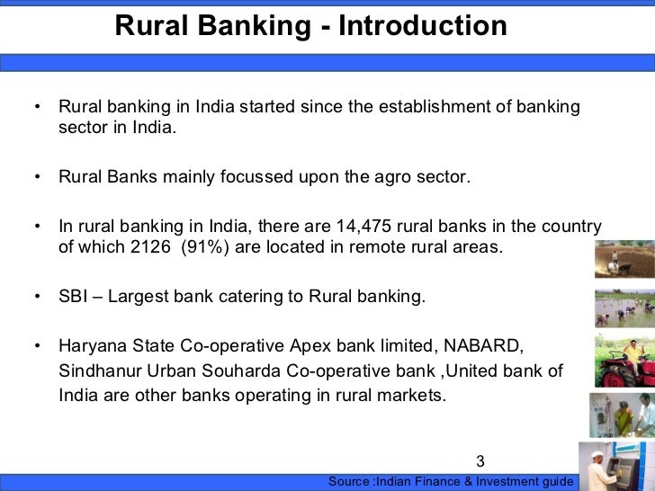 "essay on banking in rural areas of india Shah defines rural development as ""the development of rural areas brief essay on rural development in india (696 by the world bank in india the concept."