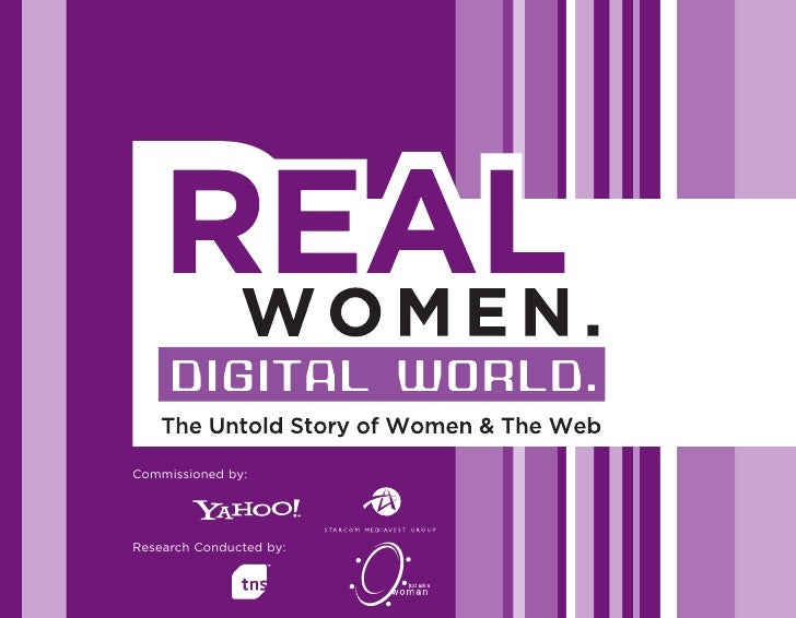 Digital women research