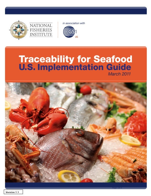 Final seafood trace guide v1.1