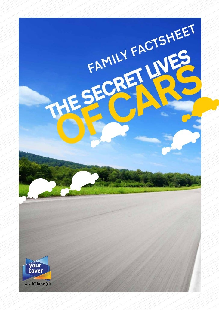 Allianz Your Cover - The Secret Lives of Cars