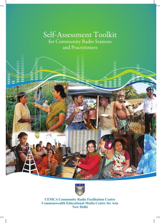 Self-Assessment Toolkit for Community Radio Stations and Practitioners