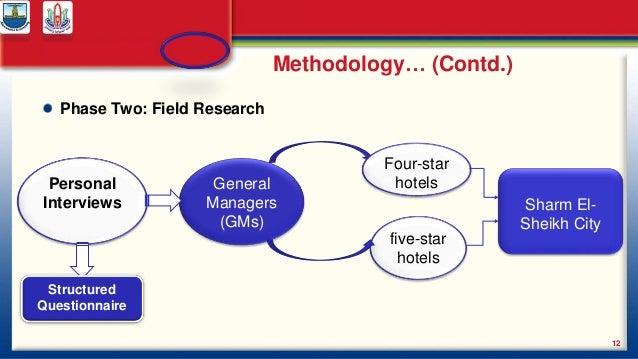 Dissertation Proposal Methodology